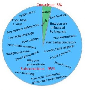 Why the Working wth the subconscious is needed for effective transformation