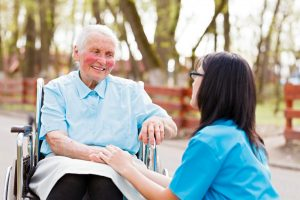 how to talk to someone with alzheimer's disease