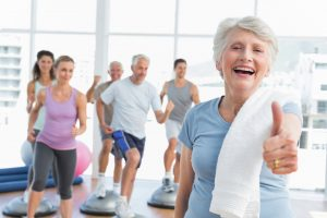 Fit Senior: A great example of the impact of beliefs about aging.