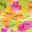 Developing the Ability to Remember Names