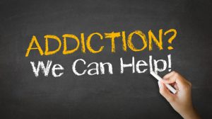 We can help with addictions