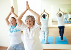 yoga is a good exercise to prevent dementia