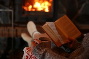 survive winter by practicing hygge