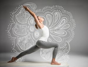 positive energy is associated with an expansive posture