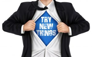 try new things like energy medicine