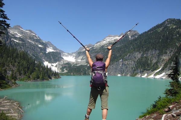 an awe-inspiring hike!