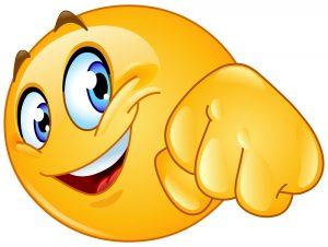 Fist bump emoji