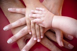 generations of hands