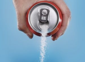 Hidden in an addiction to soda is an addiction to sugar