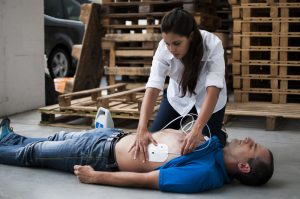 Western medicine uses the AED