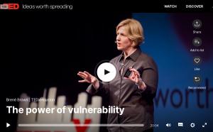 Brene Brown vulnerability