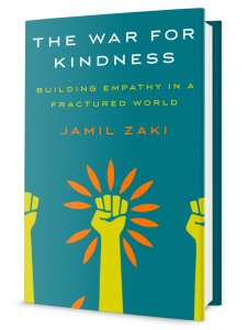 The War For Kindness by Jami Zaki