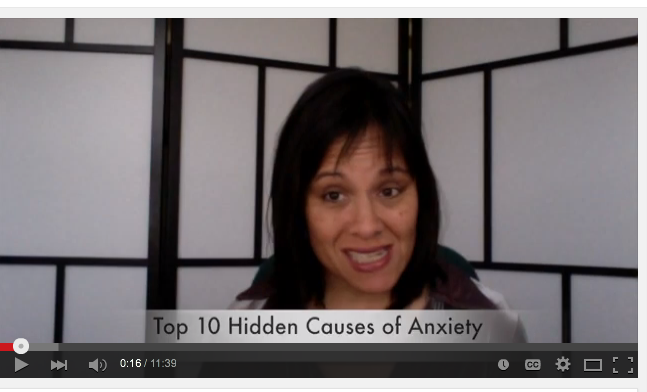 Top 10 Hidden Causes of Anxiety and One Amazing Tip